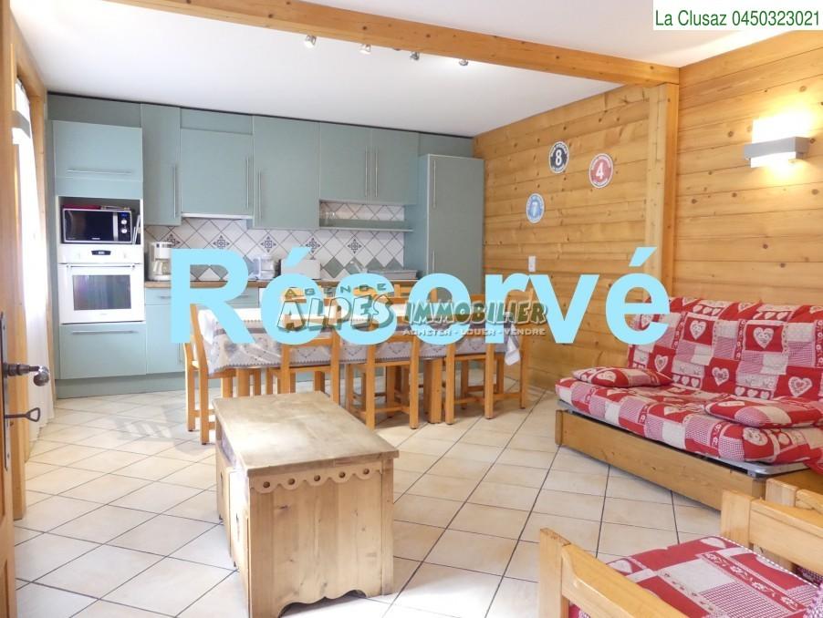 Vente Appartement LA CLUSAZ  514 500 €