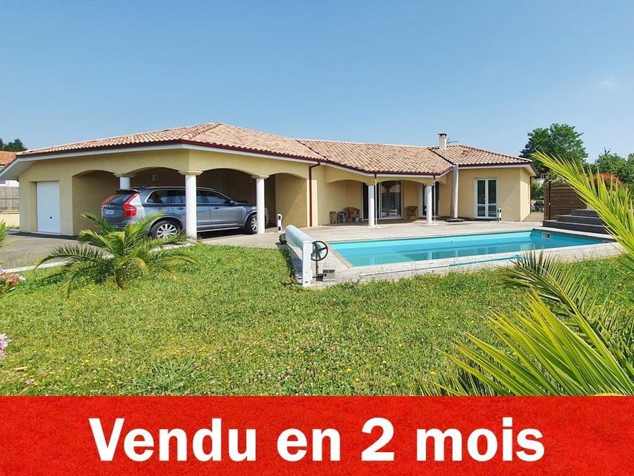 Vente Maison Pouillon  340 000 €