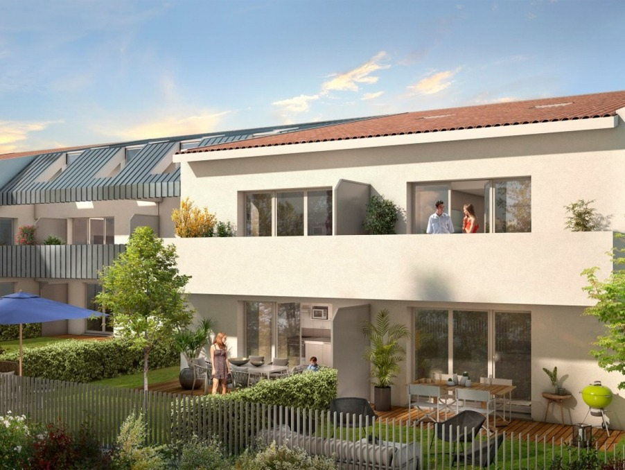 Vente appartement neuf TOULOUSE  275 000 €