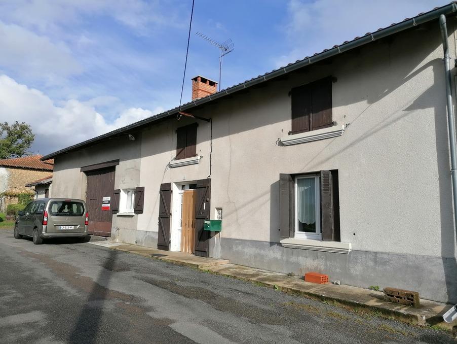 Vente Maison Massignac 68 500 €
