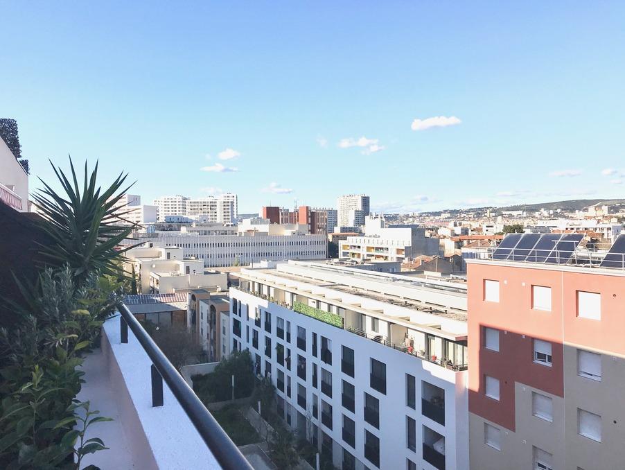 Vente Appartement  1 chambre  MARSEILLE 3EME ARRONDISSEMENT  199 000 €