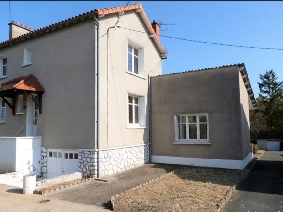 Vente Maison CHAUVIGNY  122 000 €
