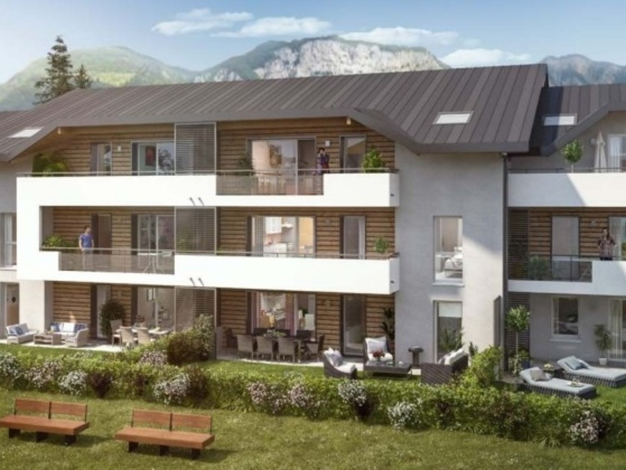 Vente Neuf Saint-Pierre-en-Faucigny  329 000 €