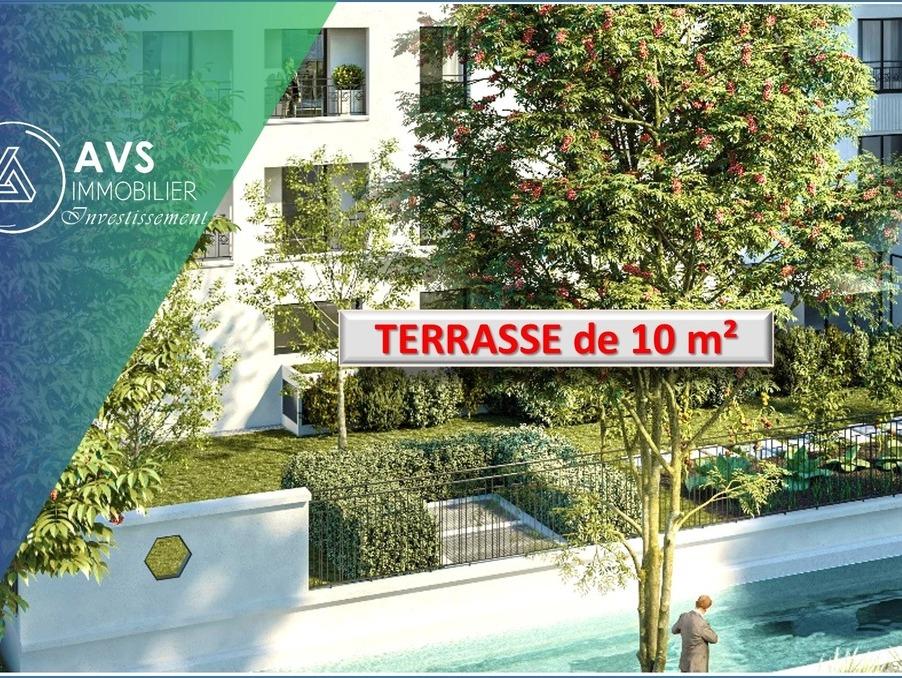Vente Appartement CLAMART  372 000 €