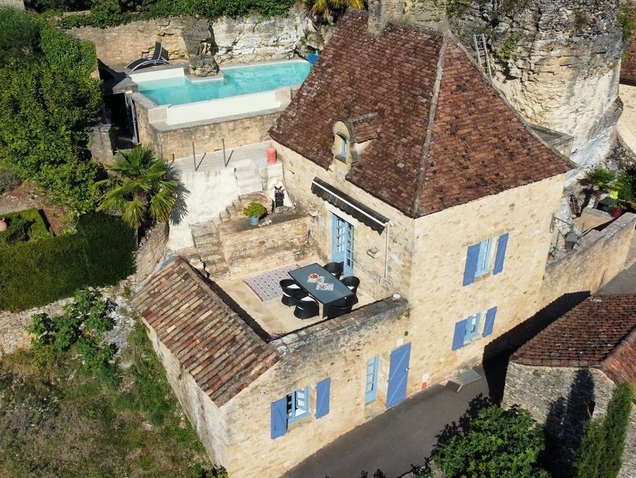 Vente Maison  2 chambres  Le Coux et Bigaroque Mouzens  318 000 €