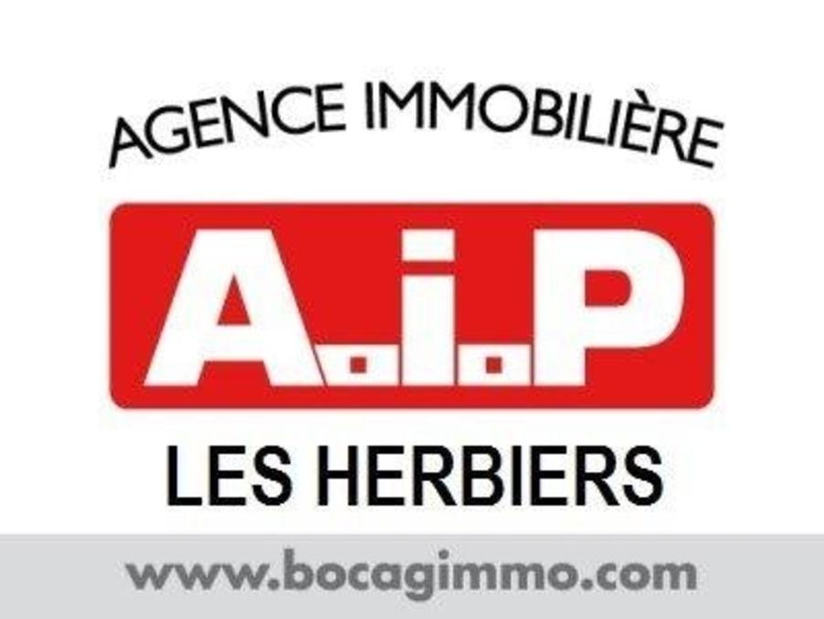 Vente Maison LES HERBIERS  132 500 €