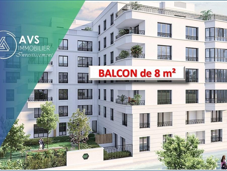 Vente Appartement CLAMART  428 000 €