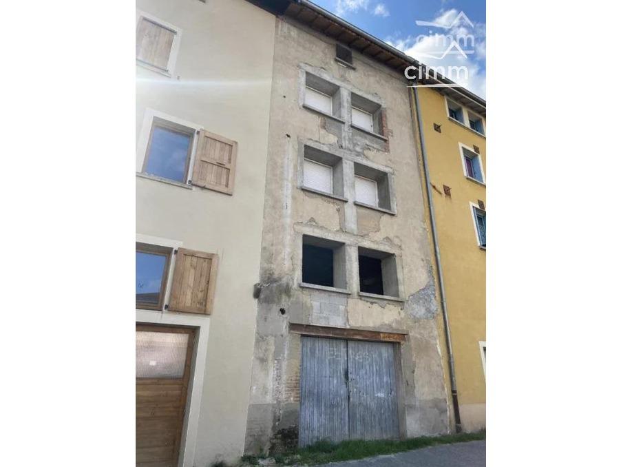 Vente Immeuble Beaurepaire 12