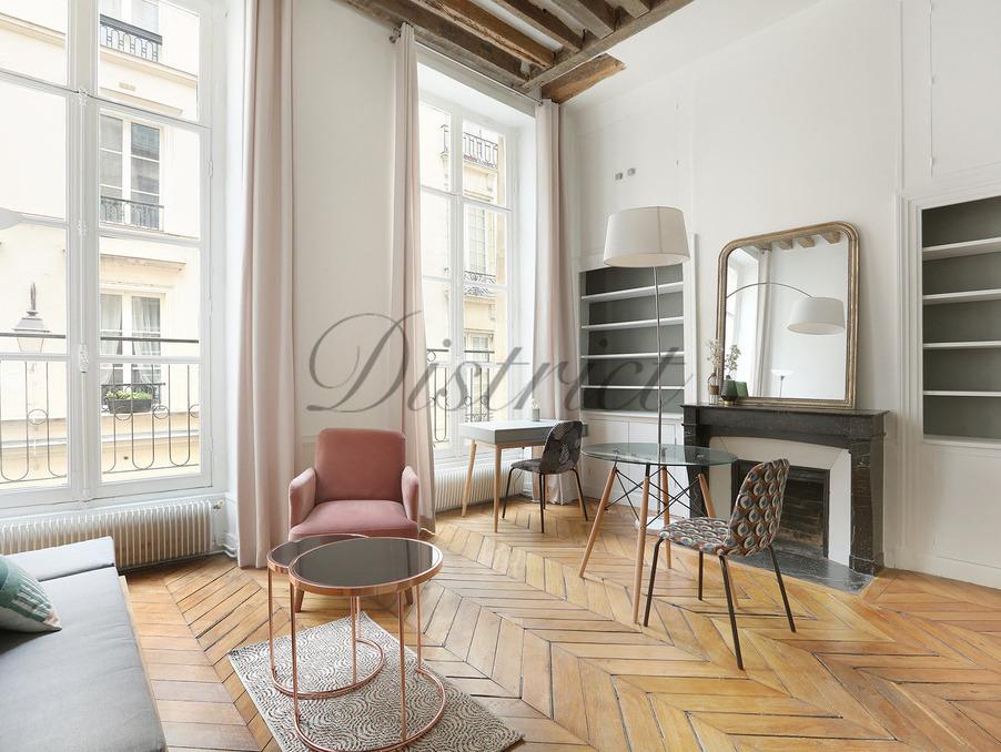 Location Appartement Paris 4ème 1 500 €