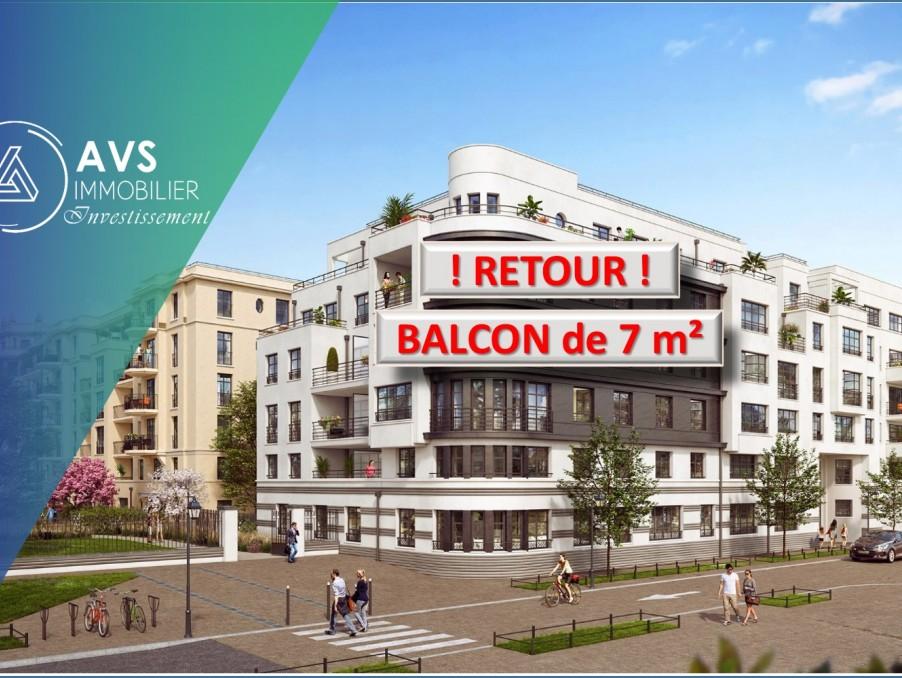 Vente Appartement CLAMART  412 000 €