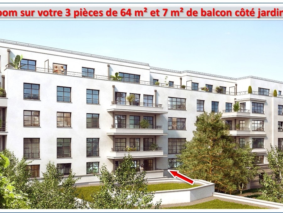 Vente Appartement CLAMART 4