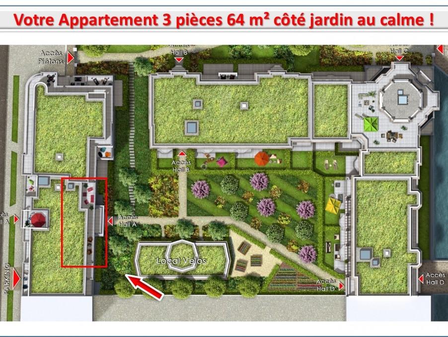 Vente Appartement CLAMART 5