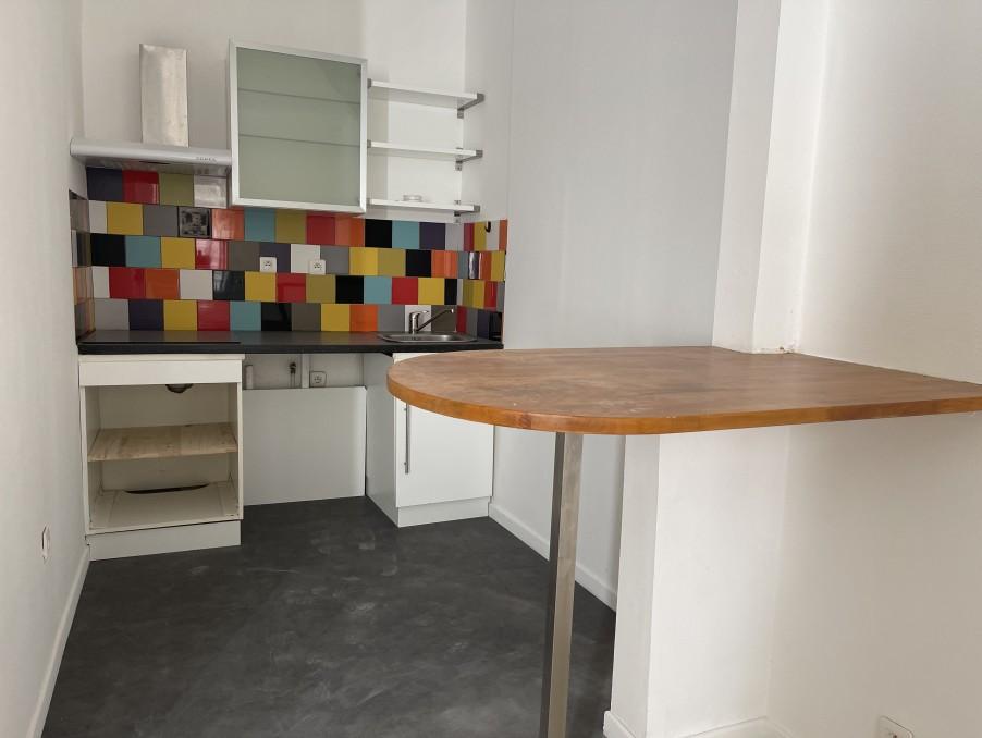 Location Appartement MARSEILLE 4EME ARRONDISSEMENT  550 €
