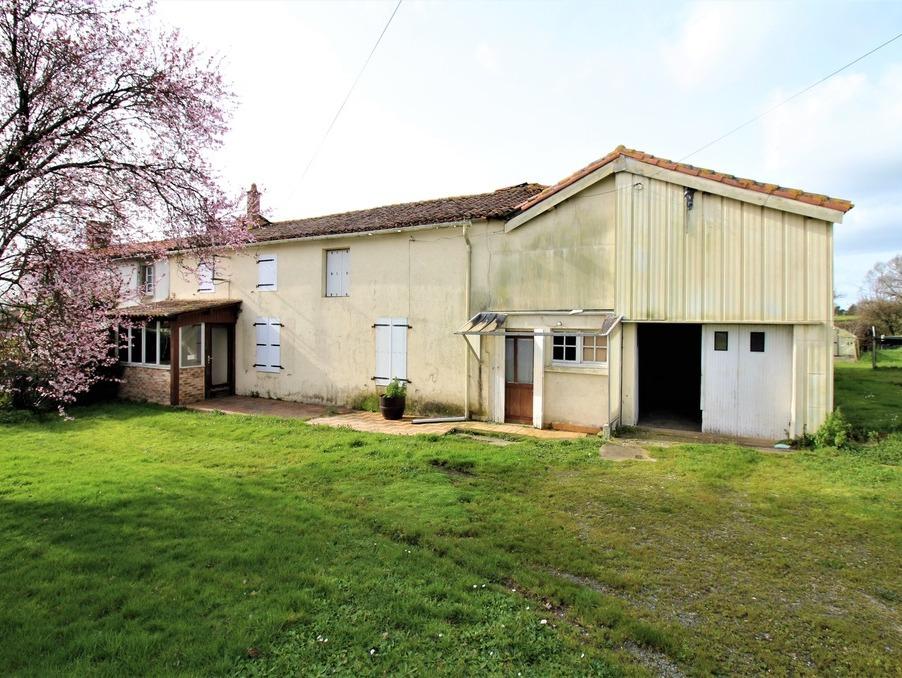 Vente Maison Moncoutant 64 200 €