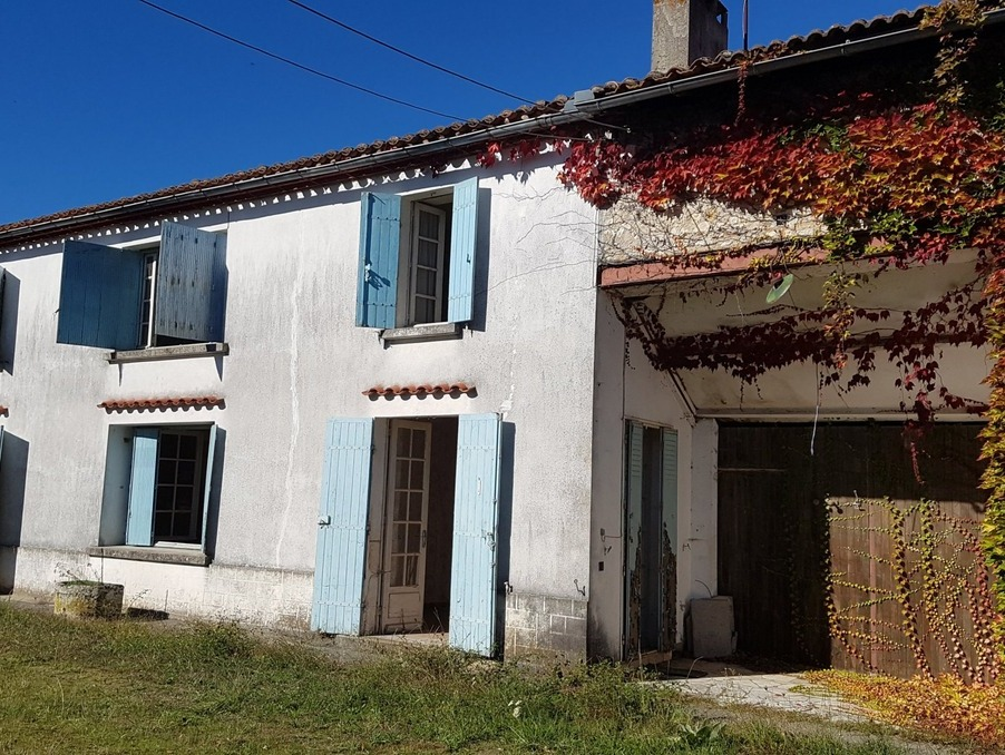 Vente Maison  avec jardin  Le fouilloux 80 250 €
