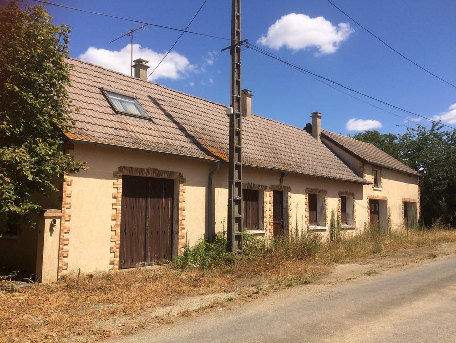 Vente Maison  avec jardin  Augy sur aubois 80 200 €