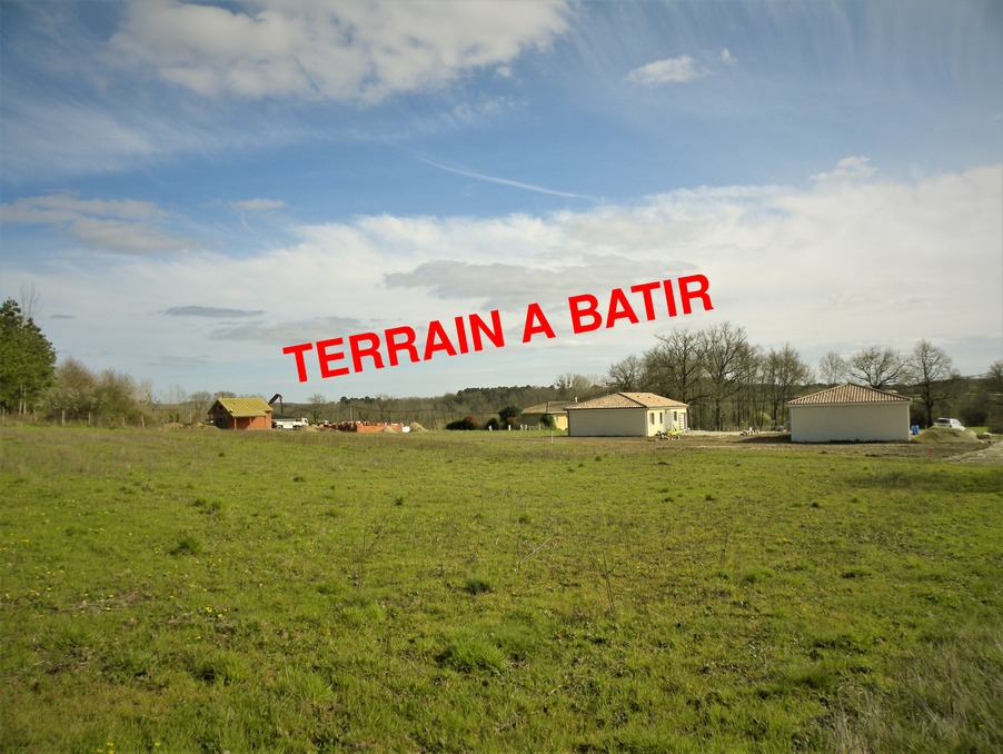 Vente Terrain POUSSIGNAC 41 500 €