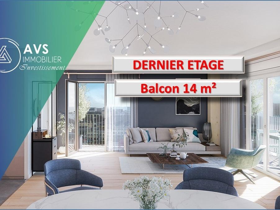 Vente Appartement PARIS 13EME ARRONDISSEMENT 1 104 000 €