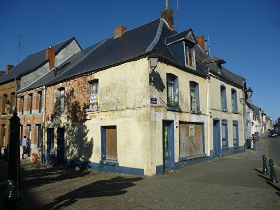 Vente Immeuble Solre-le-Château 38 000 €