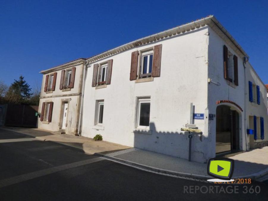 Vente Maison Le Poiré sur Velluire 95 000 €