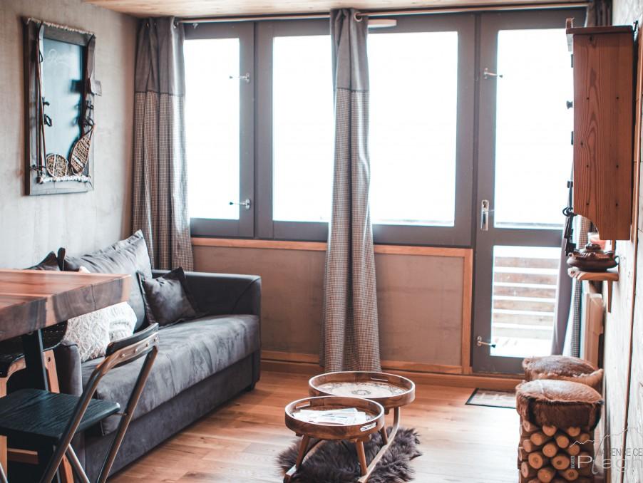 Location Appartement LA PLAGNE  365 €