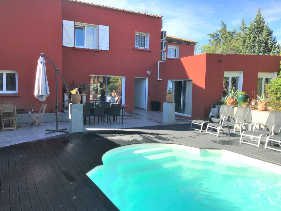 Vente Maison PLAISSAN  546 000 €