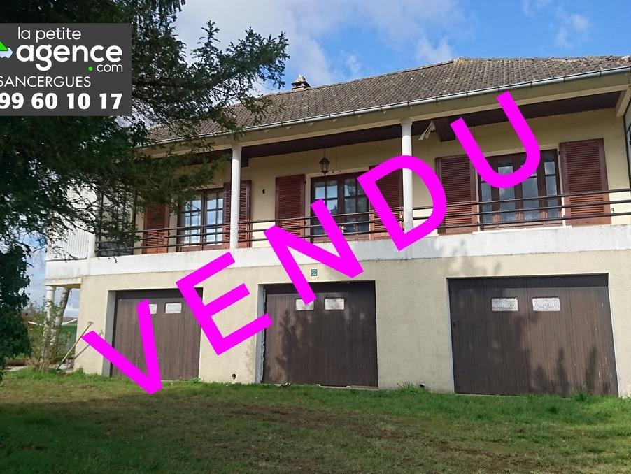 Vente Maison SANCERGUES 60 000 €