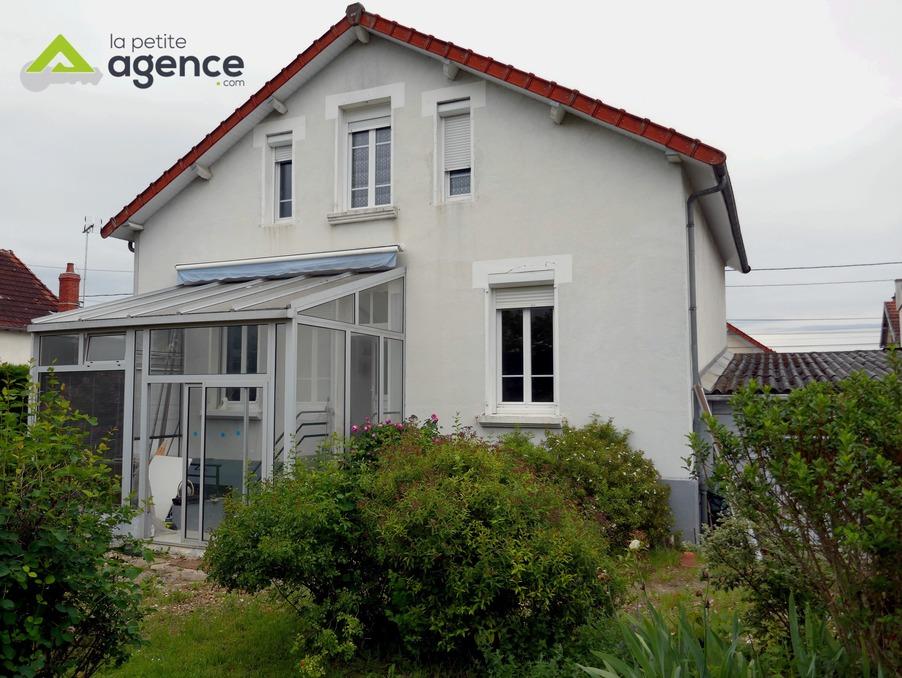 Vente Maison NEVERS  140 400 €