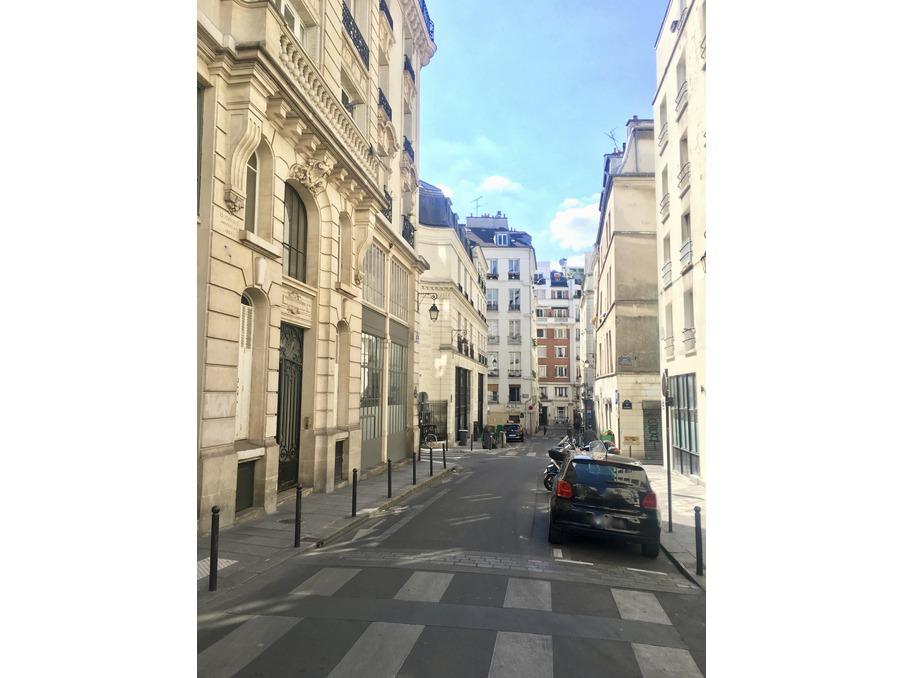 Vente Appartement PARIS 2EME ARRONDISSEMENT  110 000 €