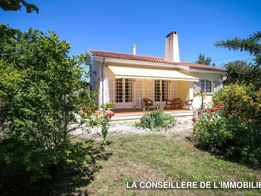Vente Maison Avec Jardin 4 Chambres Villenave D Ornon 132 M 444500