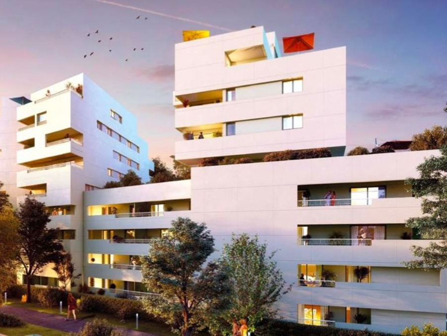 Vente Appartement MARSEILLE 8EME ARRONDISSEMENT  265 336 €