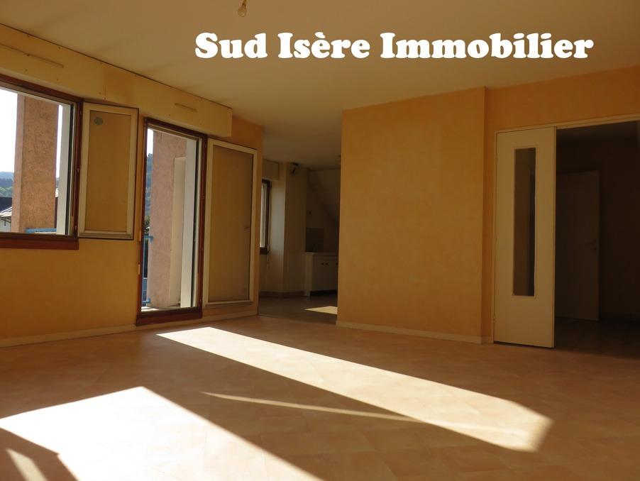 Vente Appartement  1 chambre  La Mure  114 000 €