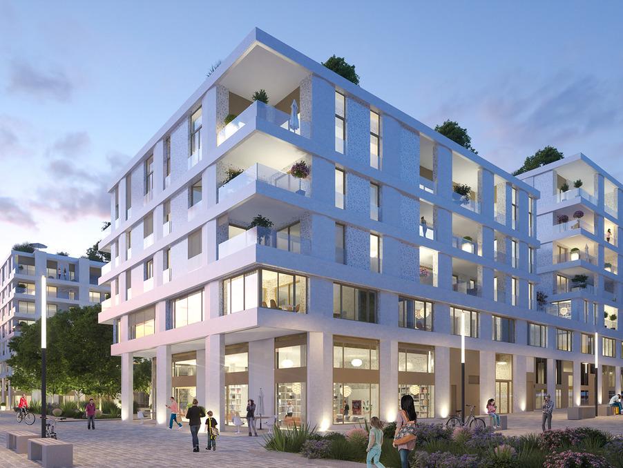 Vente appartement neuf MONTPELLIER  186 000 €