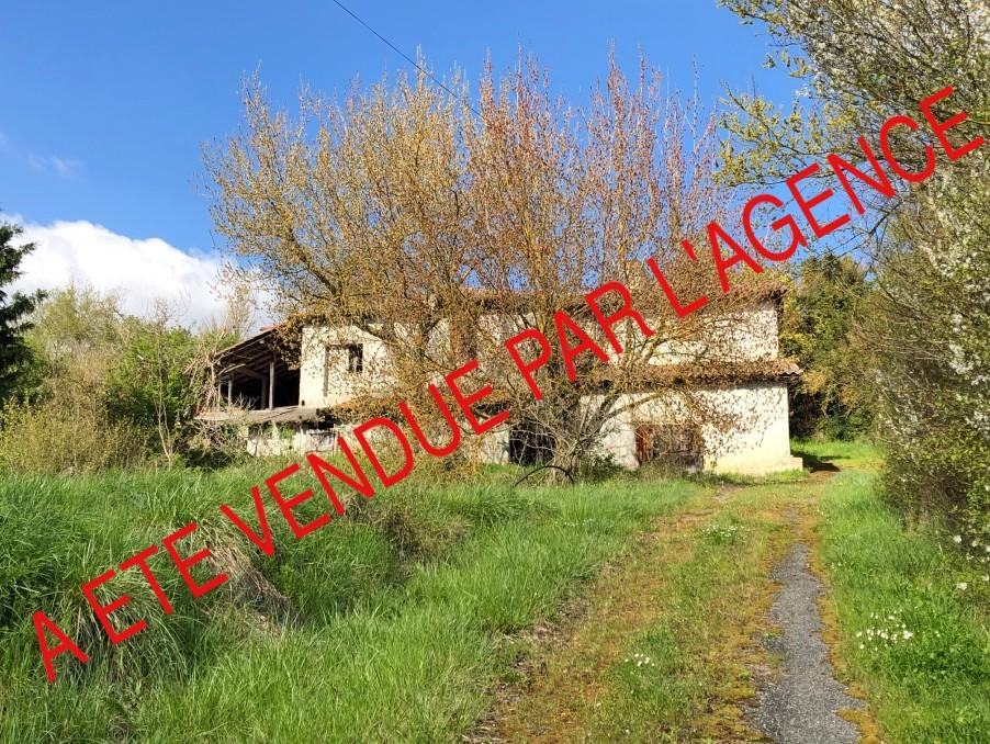 Vente Maison  avec jardin  SAMATAN  149 500 €