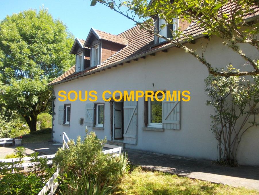 Vente Maison BORT LES ORGUES  159 000 €