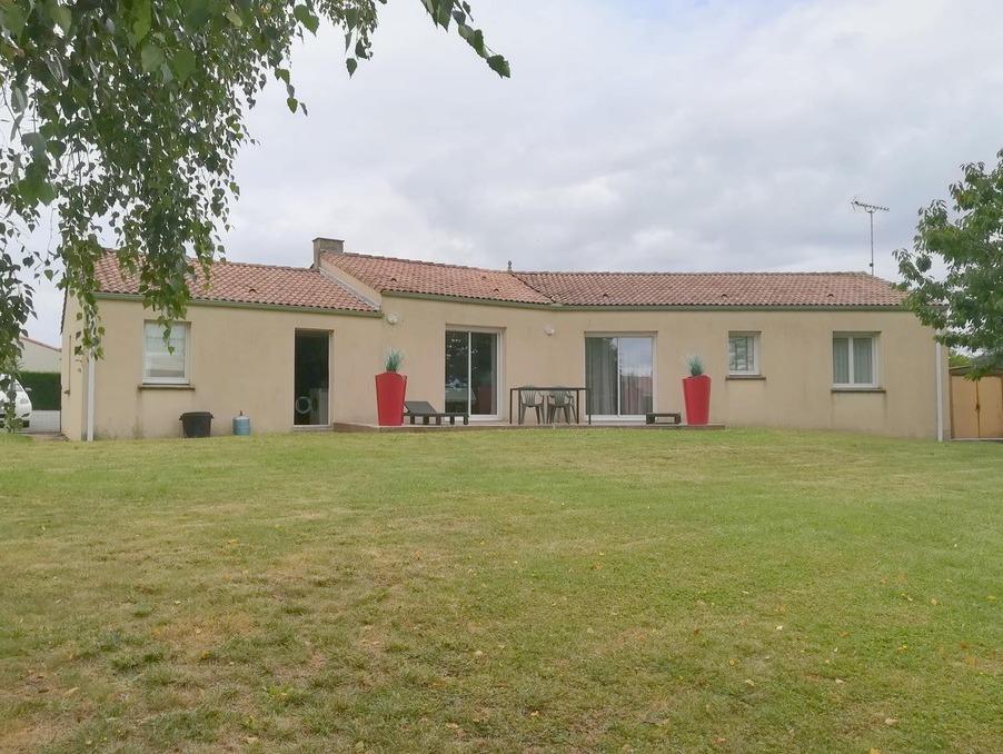 Vente Maison  avec jardin  MOUILLERON EN PAREDS  183 750 €