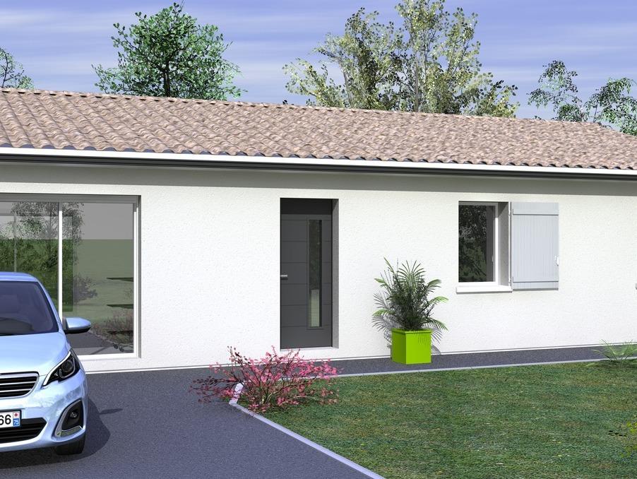 Vente maison neuve BARON  215 500 €