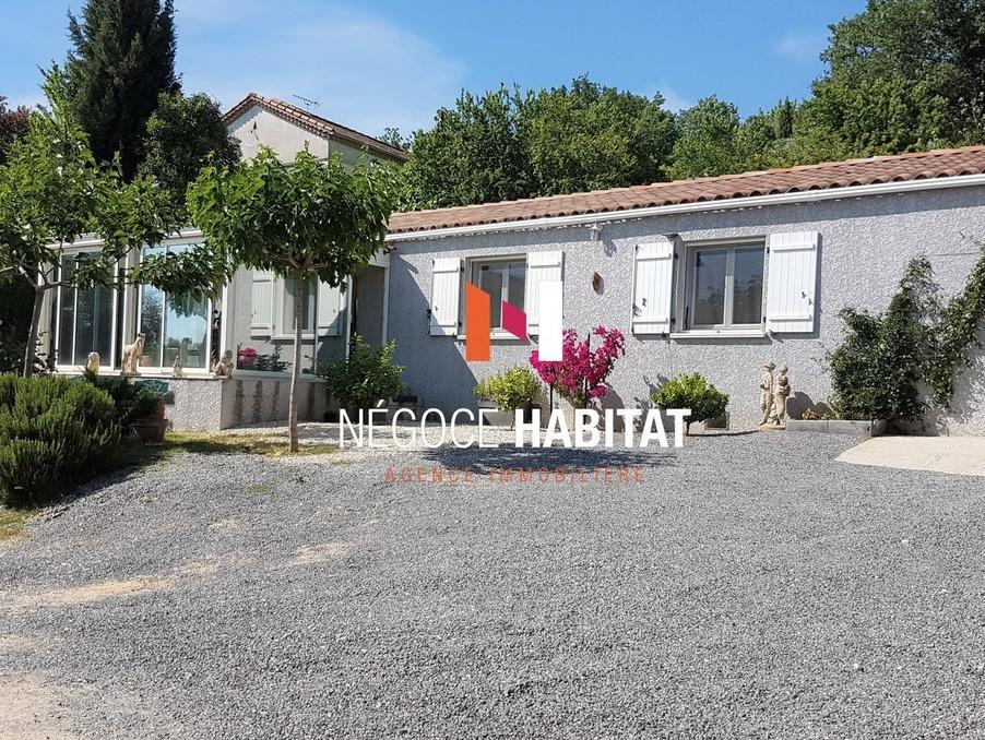 Vente Maison Vezenobres  238 000 €