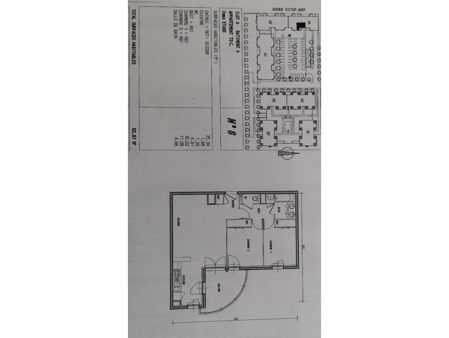 Location Appartement VALENCE 6