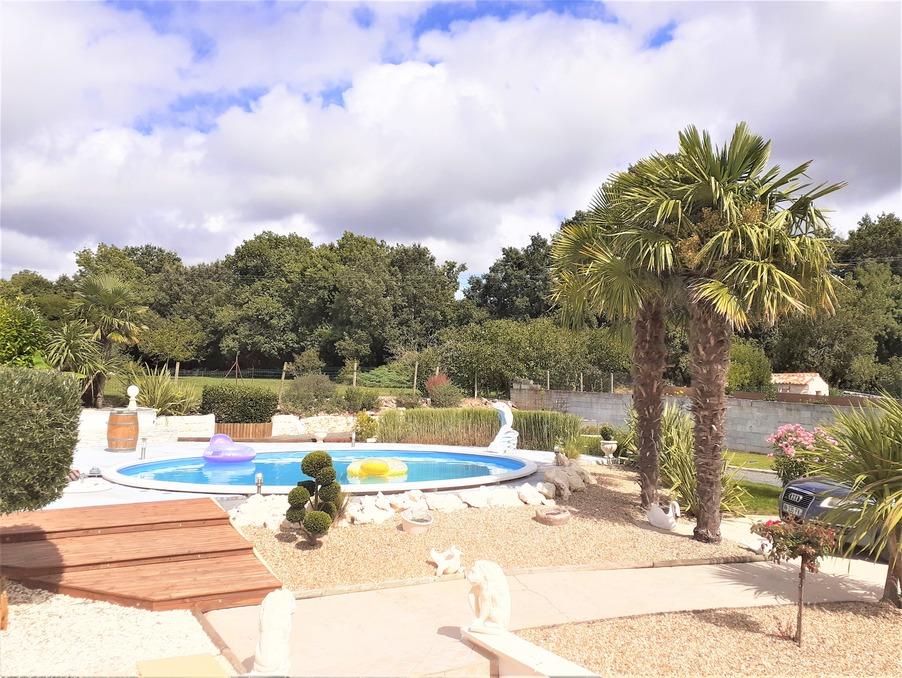 Vente Maison  avec jardin  PONT L'ABBE D'ARNOULT  269 610 €