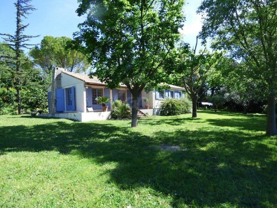 Vente Maison  avec jardin  Vezenobres  299 000 €