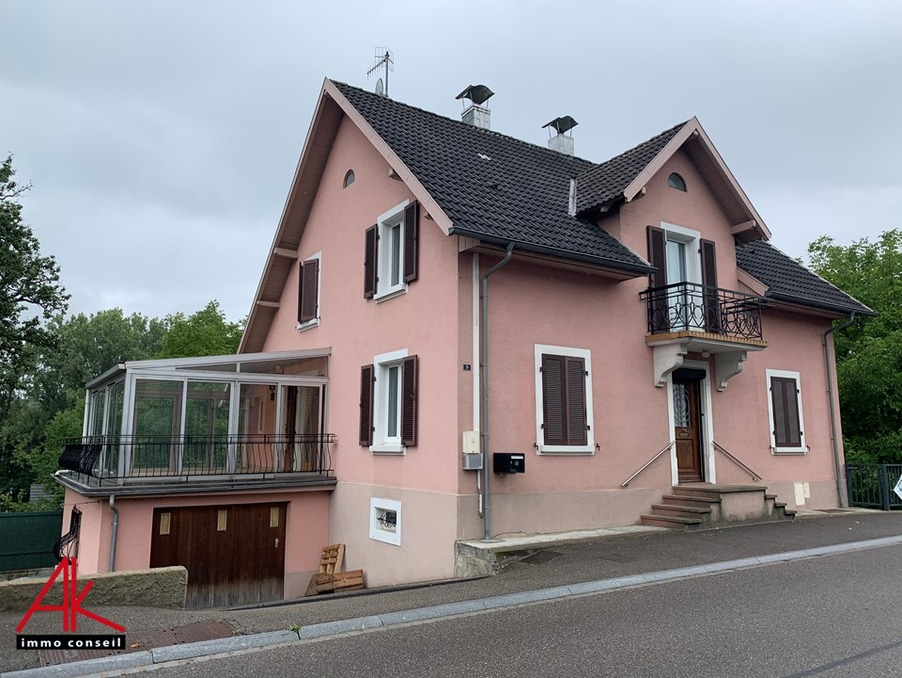 Vente Maison ROPPENTZWILLER  210 000 €