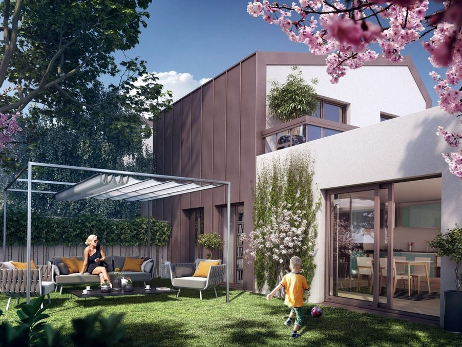 Vente Maison  4 chambres  Dijon  425 000 €