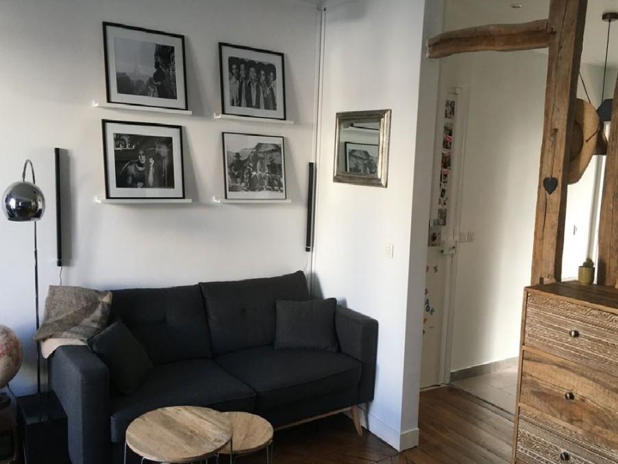 Vente Appartement PARIS 17EME ARRONDISSEMENT  750 000 €