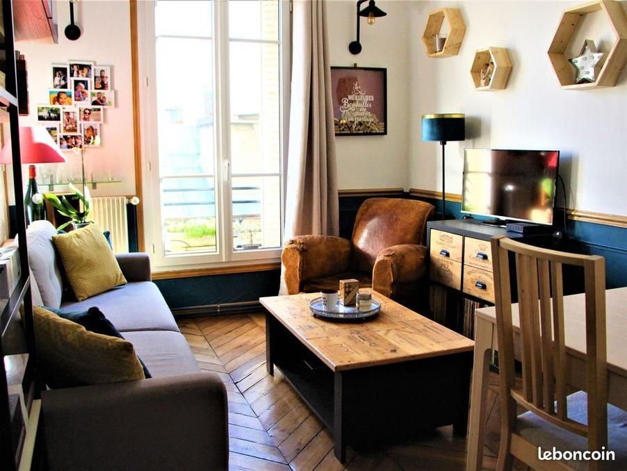 Vente Appartement PARIS 17EME ARRONDISSEMENT  620 000 €
