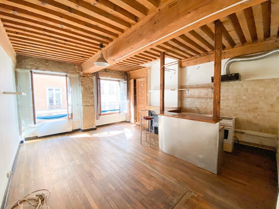 Vente Appartement LYON 1ER ARRONDISSEMENT  240 000 €