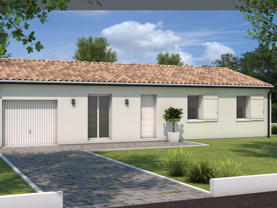Vente maison neuve Saint-Denis-de-Pile  254 500 €