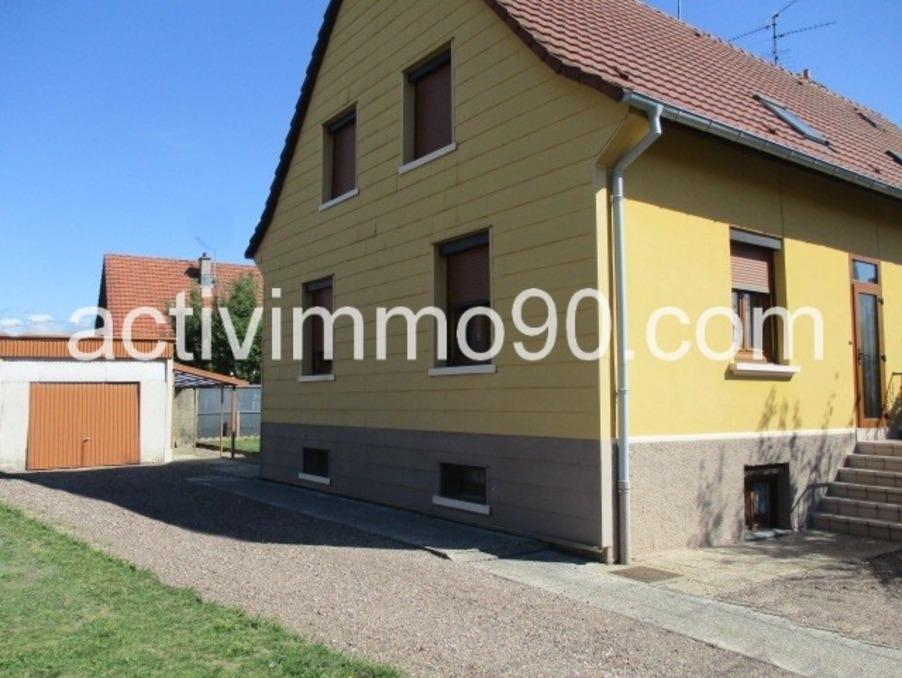 Vente Maison BELFORT  155 800 €