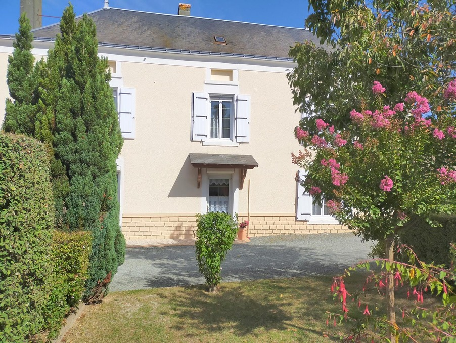 Vente Maison  1 salle de bain  CHEFFOIS  157 500 €