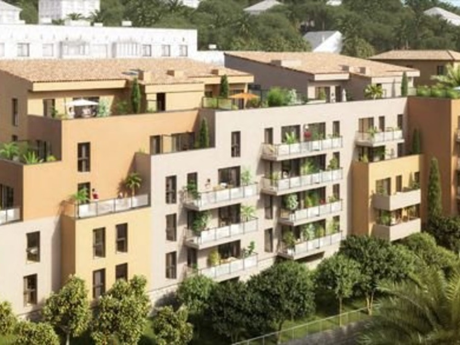 Vente Appartement Grasse  241 137 €